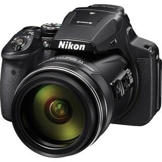 Nikon COOLPIX P900 Digital Camera (Intl Model)