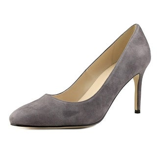Cole Haan Fair Haven Pump 85  C Pointed Toe Suede  Heels