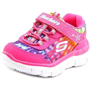 Skechers Skech Appeal Groove N Glide Round Toe Synthetic Sneakers
