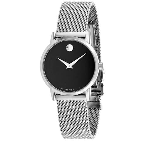 5aa35a7f0 Movado Women's Watches   Find Great Watches Deals Shopping at Overstock