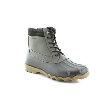 Sperry Top-Sider Brewster Men's Boots Olive