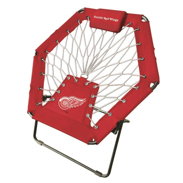 Premium Bungee Chair - NHL- Detroit Redwings