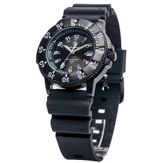 Smith & Wesson Sport Watch Black Scratch Resistant Crystal 40mm 20ATM TRITIUM