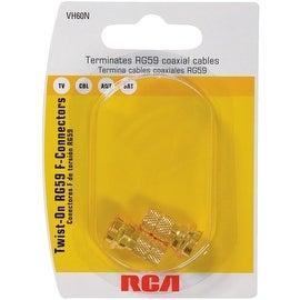 RCA Rg 59 Coaxial Connector