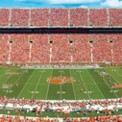 Masterpieces 91314 Blakeway Clemson University Puzzle 1000 Pieces