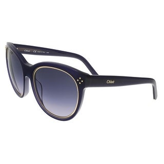 Chloe CE690/S 424 Blue Butterfly Sunglasses