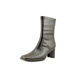 A2 By Aerosoles 2 Boot Women  Square Toe Synthetic Brown Boot