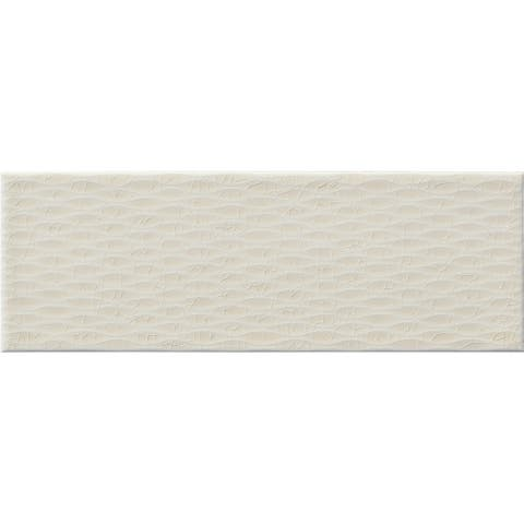 """Emser Tile W94MOTIL0412 Motif - 3-7/8"""" x 11-3/4"""" Rectangle Floor and Wall Tile - Polished Floor and Wall Tile Visual"""