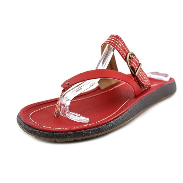 JBU by Jambu Destiny Women Red Sandals