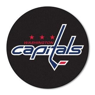 NHL - Washington Capitals Puck Mat