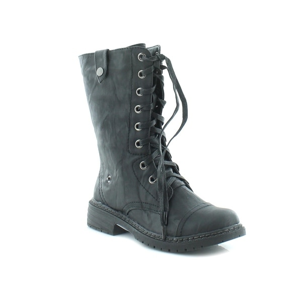 Wanted Crowley Women's Boots Black - 5.5