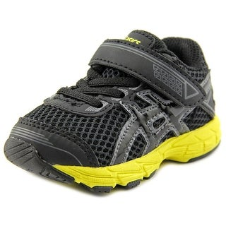 Asics GT-1000 4 TS Youth Round Toe Synthetic Black Running Shoe