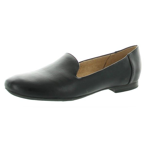 Naturalizer Womens Kit Loafers Faux Leather Slip On. Opens flyout.