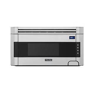 Viking RVMH330 30 Inch Wide 1.5 Cu. Ft. Over-the-Range Microwave with Instant Sensor Settings