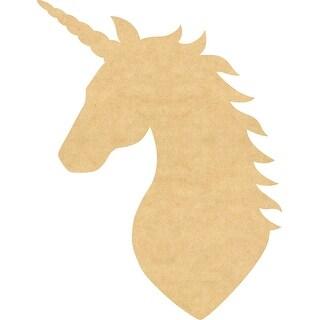 "Beyond The Page Mdf Unicorn Wall Art-11.5""X19.5""X.25"""