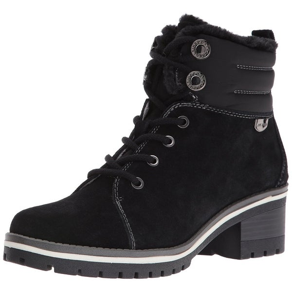 Women's Langstyn Suede Snow Boot