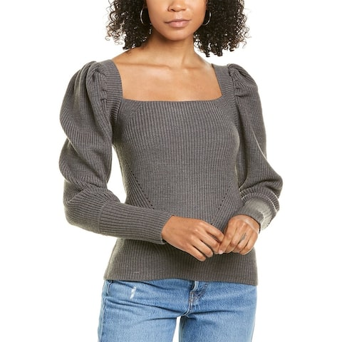 Wayf Square Neck Sweater