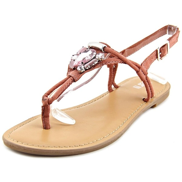Bar III Victory Women Dusty Rose Sandals