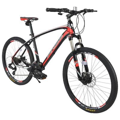 "Mountain Bike Aluminum 26"" 24 Speed"