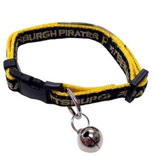 MLB Pittsburg Pirates Cat Collar