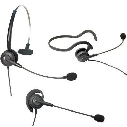 VXi Tria V Corded Headset