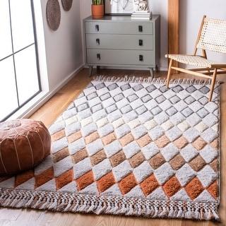 Safavieh Handmade Sahara Milenka Moroccan Wool Rug-