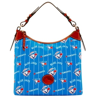 Dooney & Bourke MLB Bluejays Large Erica (Introduced by Dooney & Bourke at $168 in May 2016)