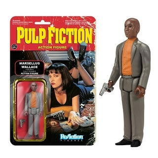 "Pulp Fiction Funko 3 3/4"" ReAction Figure Marsellus Wallace - multi"