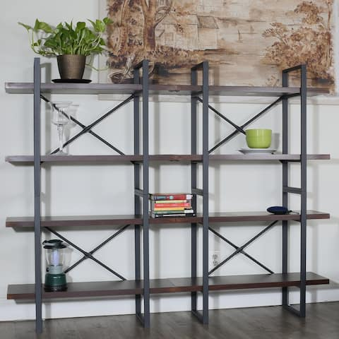 Davee Furniture 8-Tier Etagere Bookcase - 70.87*56.69*13