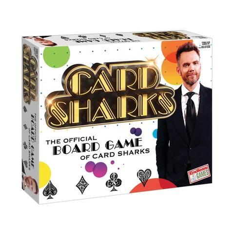 Card Sharks The Board Game
