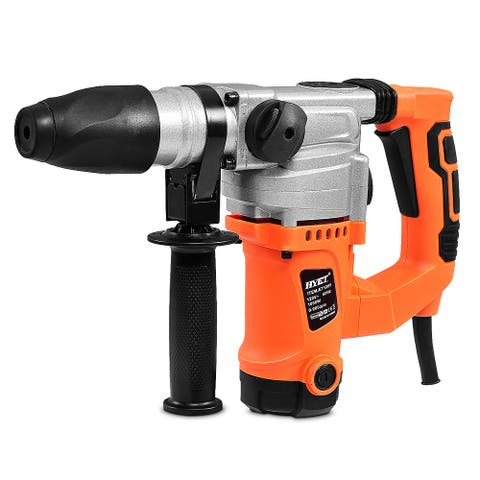 Electric Rotary Hammer Drill 1'' SDS Three Function Combo 1000W