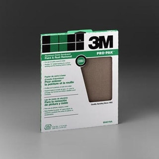 3M 99401NA Production Paper Sheets 9'X11' # Slv/25