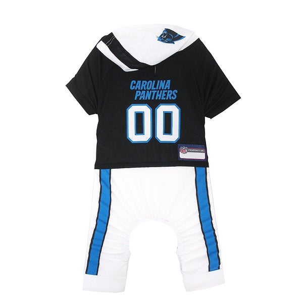 Shop NFL Carolina Panthers Team Uniform Onesi - On Sale - Free Shipping On  Orders Over  45 - Overstock - 19991593 76e880065