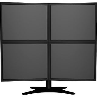 DoubleSight Displays BA6222B Doublesight Monitor Stand (DS-424STA)