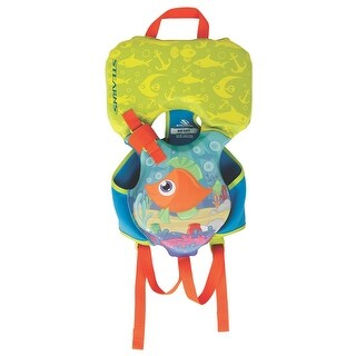 Coleman Puddle Jumper Infant Hydroprene Life Jacket-30-50Lbs