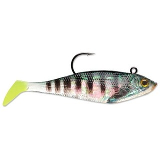 "Storm Wildeye Swim Shad 3-inch Fishing Lures (3-Pack) - Bluegill - 3"""