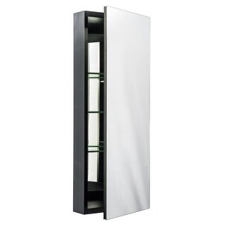 "Miseno MBC3615 Dual Mount 36"" X 15"" Beveled Medicine Cabinet (Surface or Recessed Mounting)"