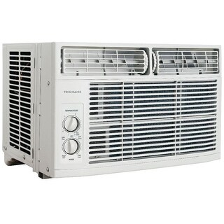 Frigidaire 6000 BTU FFRA0611R1, 2 Speed Rotary Window Air Conditioner - White