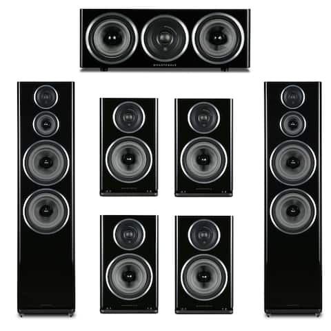 Wharfedale Diamond 11 System Black 7.0 11.5, 11.CC, 11.2