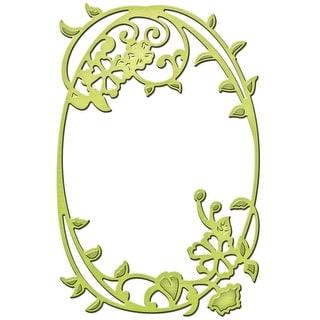Spellbinders Shapeabilities Die D-Lites-Framed Floral