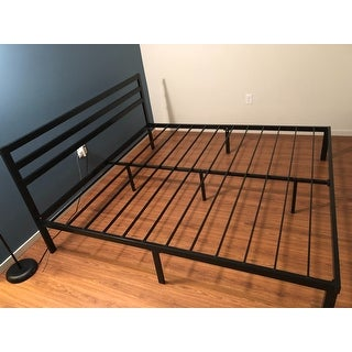 Shop Priage By Zinus Quick Lock 14 Inch Metal Platform Bed