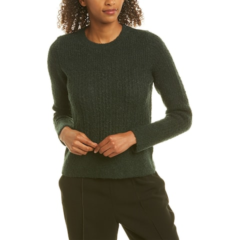 Donna Karan New York Wool-Blend Sweater