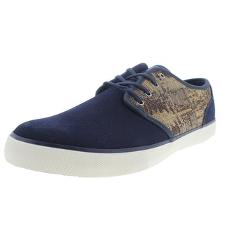 DC Mens Casual Shoes Suede Fashion