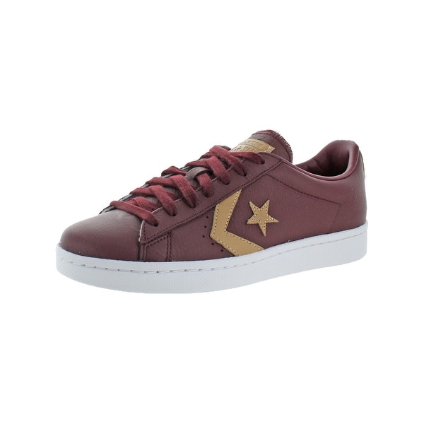 Shop Converse Pro Leather Mens Shoe Free Shipping Today