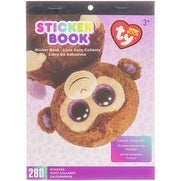 Coconut Monkey - Beanie Boos Sticker Book
