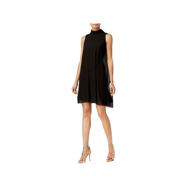 5c06933a92e Shop Vince Camuto Womens Cocktail Dress Tent Crepe - Free Shipping ...