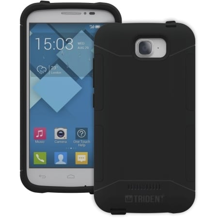 AFC Trident, Inc. - Aegis Case for Alcatel OneTouch POP C7 in Black