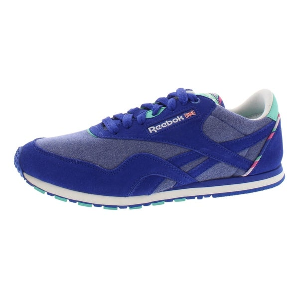 55e81241d5ff58 Shop Reebok Classic Nylon Slim Women s Shoes - Free Shipping On Orders Over   45 - Overstock - 22021154