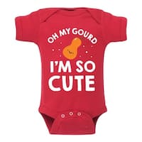 Oh My Gourd  - Infant One Piece