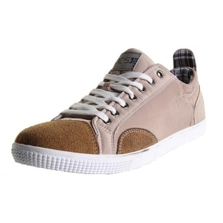 Joe's Jeans Mens Speed Suede Trim Cap Toe Fashion Sneakers - 12